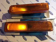 Ford Fiesta MK1 Pair New Genuine Ford indicator units